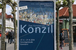 Plakat Konstanzer Konzil