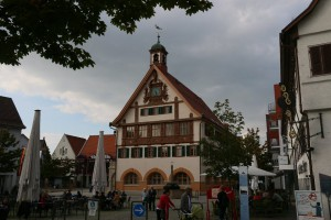 Metzingens altes Rathaus