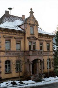 Bernheimer'sche Realschule